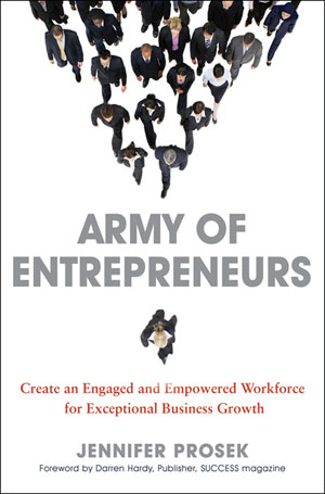 Book Review: Army Of Entrepreneurs