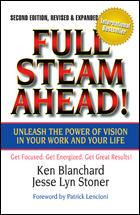 Book Review: Full Steam Ahead