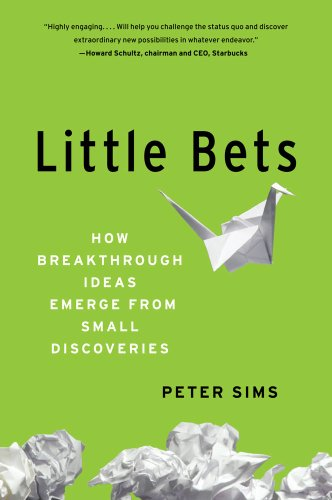 Book Review: Little Bets