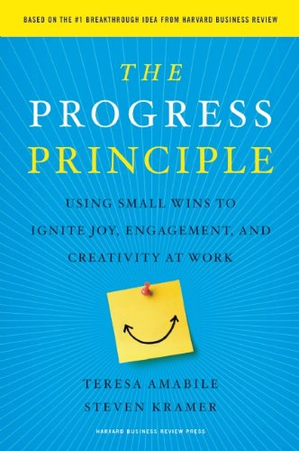 Book Review: The Progress Principle