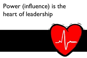 The Heart Of Leadership Is Power