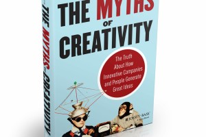 Book Review: The Myths of Creativity by David Burkus
